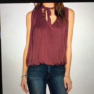Free People Forget Me Knot Tank in Shiraz, Size L